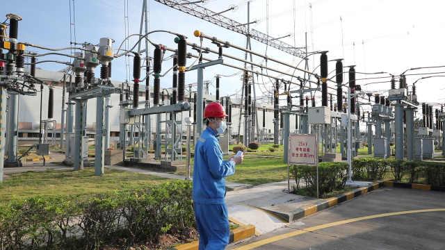 深圳电网四十年跨越式发展:创新与安全并举
