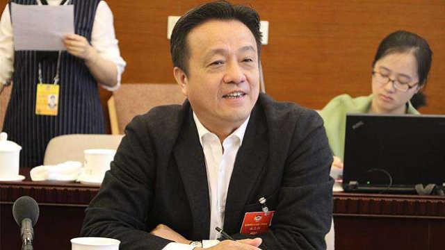 """姚志胜:建议制定""""港澳台侨企业配对青年初创计划"""""""