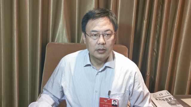 全国政协委员孙昌隆:像防控疫情一样防控假货洼地