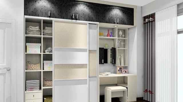 新房装修柜子怎么设计?遵循这3个原则事半功倍,收纳满分!