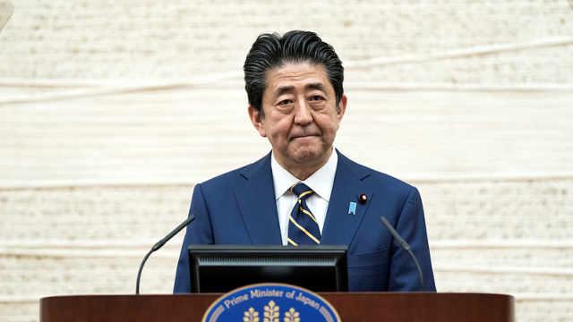安倍宣布日本全面解除紧急事态:新确诊数低于50,符合解封标准