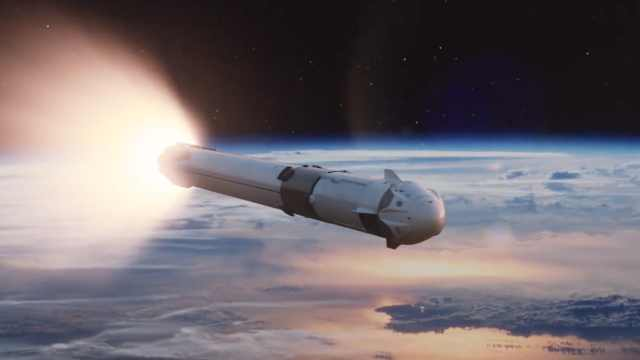 SpaceX首次载人航天发射成功!详解发射到返程1