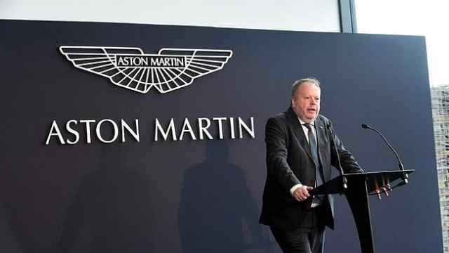 阿斯顿马丁CEO将离职:一季度销量下跌三成,亏损1亿英镑