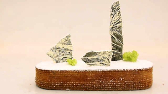 新课预告 | 《青梅山水泡芙台》打造微型盆景