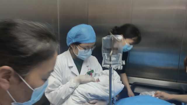 抗疫烈士彭银华医生女儿出生:宝宝重6斤9两,母子平安
