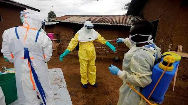 刚果爆发第11轮埃博拉,《血殇》作者:我们能做