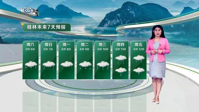 下周我市雨量偏多,气温正常到偏低