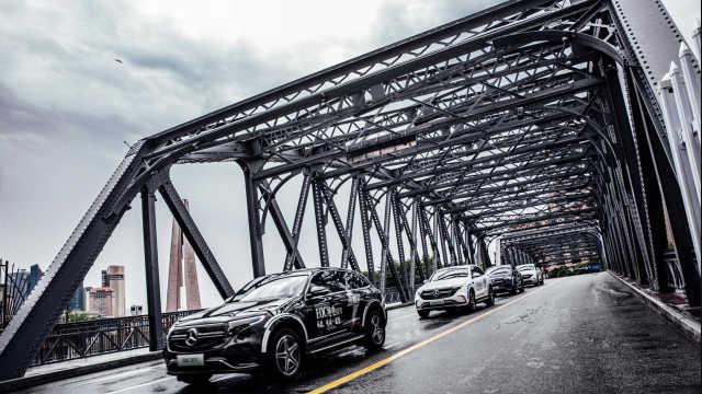 试驾奔驰EQC纯电SUV,它贵在哪里?