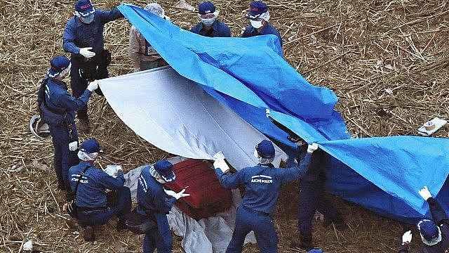 轰动全日本行李箱藏尸案进展:中国籍嫌犯涉嫌