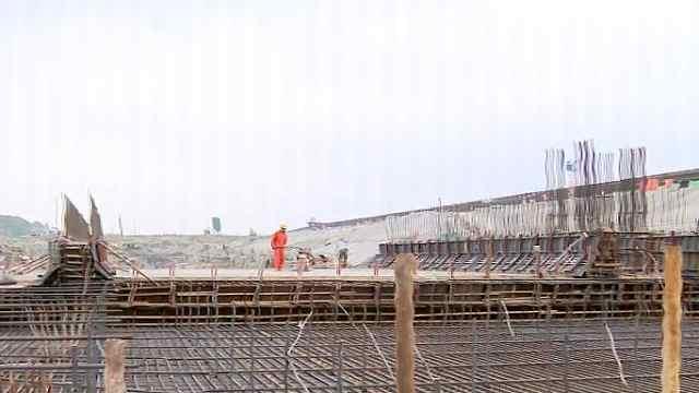 苏州金鸡湖隧道有新进展了