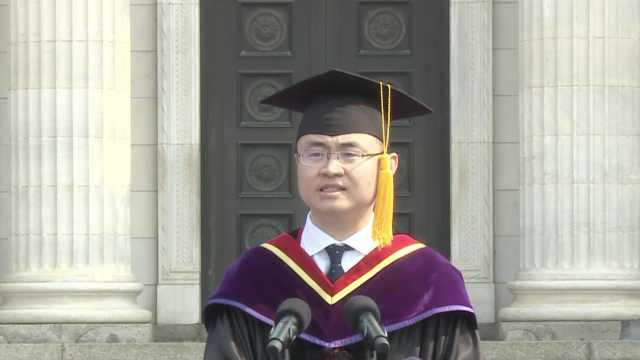 清华医学院援鄂校友毕业讲话:逆境中不断积累