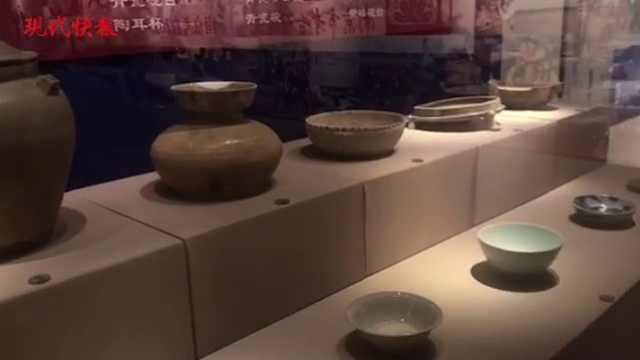 """跨度3000年!这场展览再现不同时期南京人的""""十二时辰"""""""