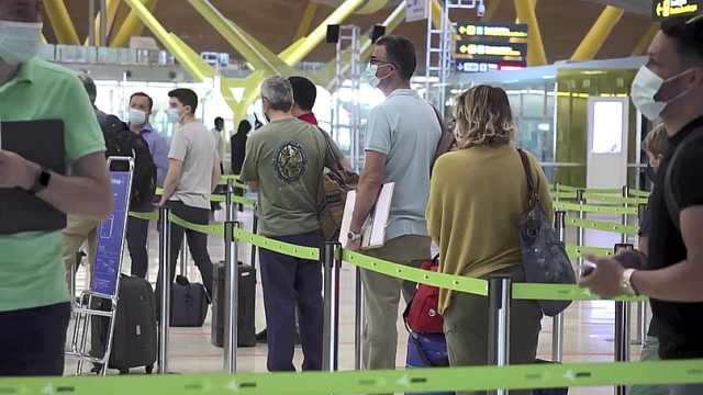 欧盟考虑禁止美国游客,担心给欧洲带来第二波