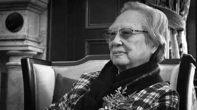 中国书画泰斗陈佩秋先生去世,享年98岁