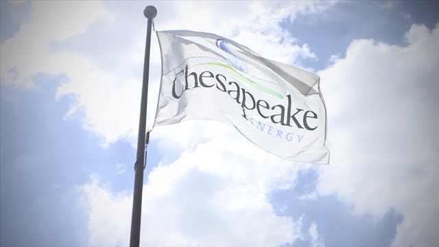美国页岩气先驱申请破产保护,切萨皮克半年股