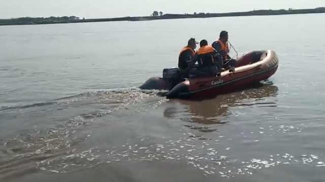 东北4人乘船打渔全失踪,事发前画面曝光:还在