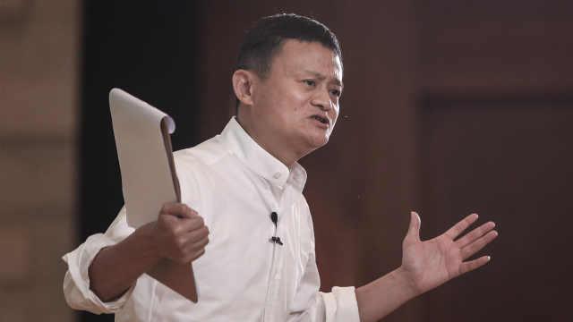 马云说数学好的同学都很聪明,要学会尊重欣赏其他行业