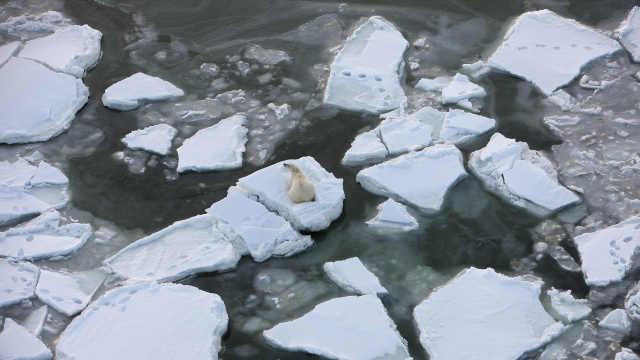 人类活动逆转地球6500年自然冷却期,平均气温150年上升1℃