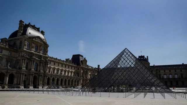 法国卢浮宫重新开放,疫情期间损失超4000万欧元