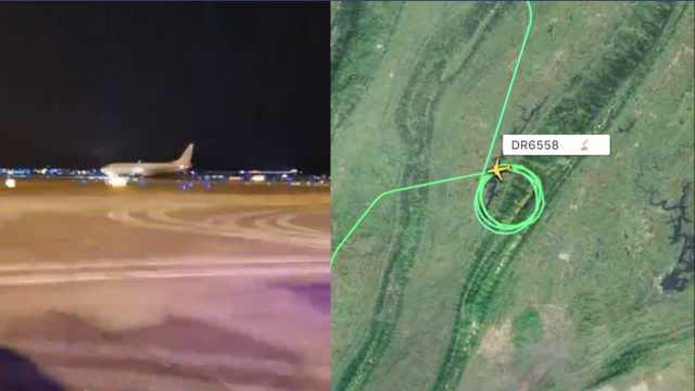 瑞丽航空回应DR6558航班备降重庆:前风挡加温故障,旅客平安