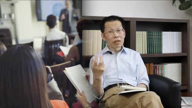 复旦教授陈正宏:人文学者不该高高在上,应向