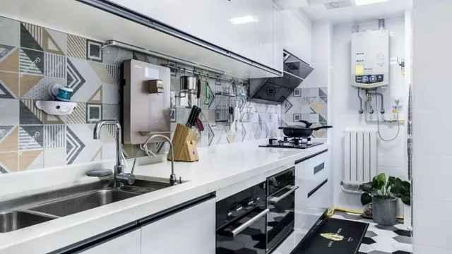厨房台面选什么材质好?4种材质一对比,你心中自有答案!