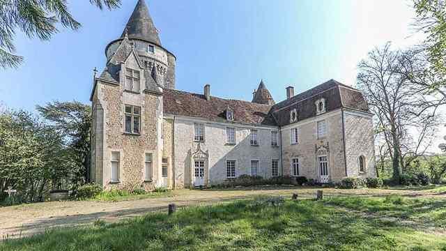 1500多套法国古堡庄园大降价:折扣可达40%,花