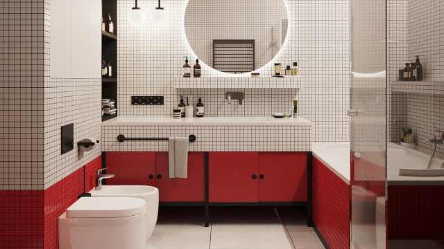 绝了!洗漱台这么装修设计,实用性、美观性、幸福感直线上升