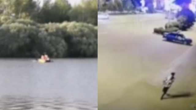 高二男生离家出走一个月后不幸溺亡,警方已排