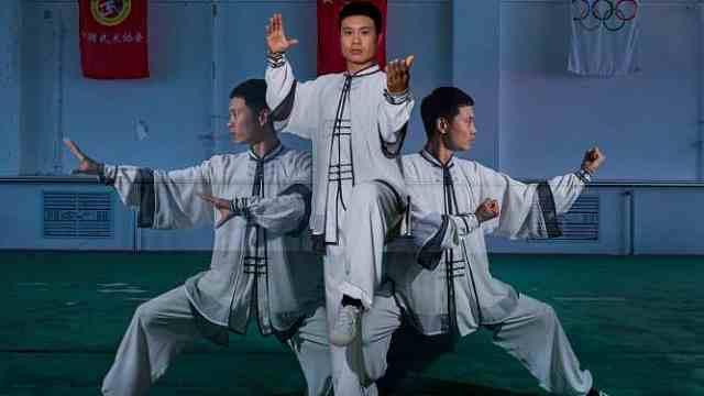 许金宝:习武者当以传承为己任