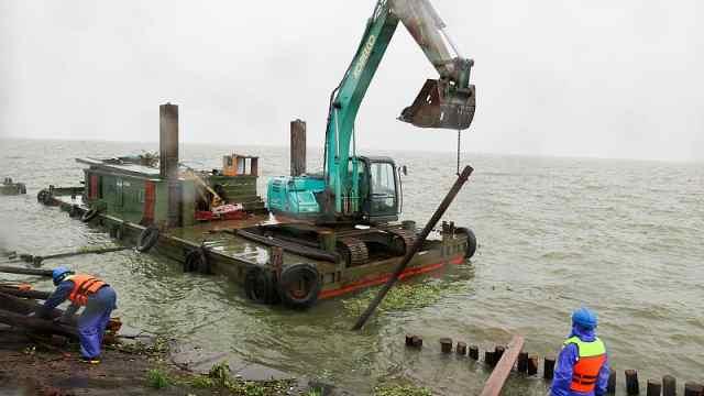 直播:洪水红色预警!太湖发生流域性大洪水