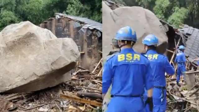 强降雨致重庆11人遇难55万人受灾,开州1家3代4人睡梦中遇难