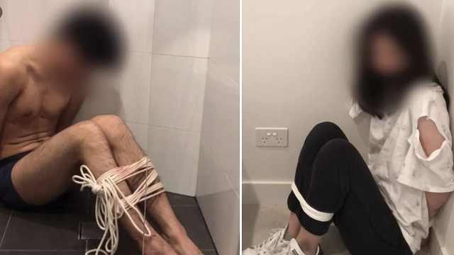 在澳留学生虚拟绑架案激增:被要挟假扮遭绑架