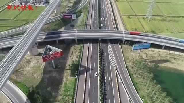 """京沪高速""""四扩八""""工程8处涉铁应急先导段通过交工验收"""