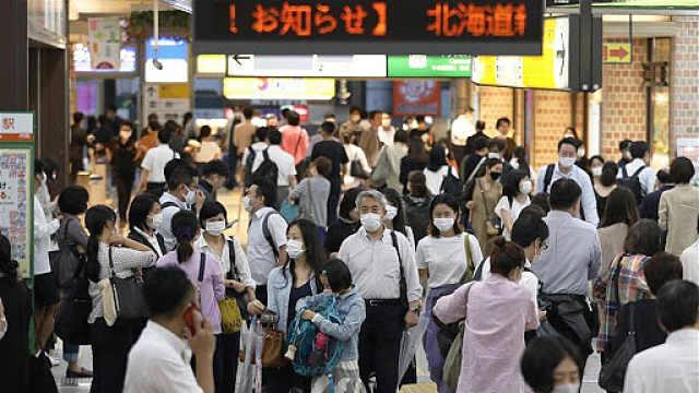 日本单日新增新冠确诊首次破千,所有县市均出现病例