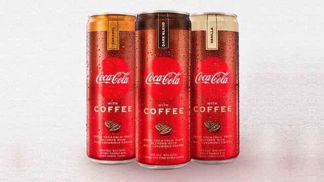 咖啡可乐2021年在美国上架,已经打入全球30多个市场