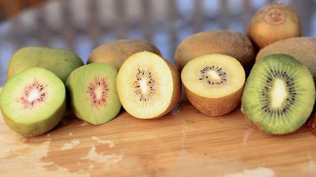 全程高甜!100秒看最全猕猴桃品种