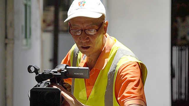 李全新   城市档案记录者