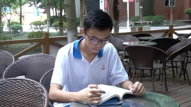 少年大学生|16岁高二男生录取中科大:高中可以