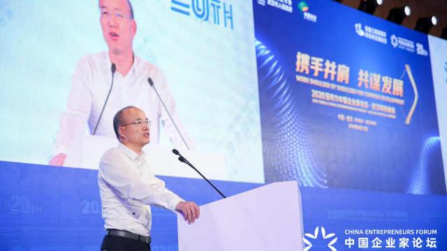 郭广昌称新冠疫苗不在于中国产美国产,离不开国际合作