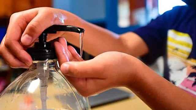 美国首次将中国品牌列入有毒洗手液名单