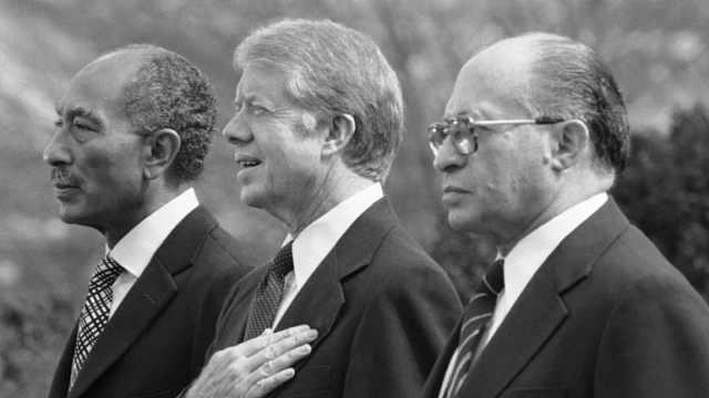 迈向和平还是制造分裂?回顾戴维营协议,阿以协