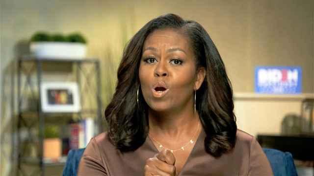 米歇尔·奥巴马炮轰特朗普:一个错误的总统,美国应往高处走