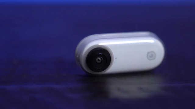 Insta 360推出迷你相机,重量仅为Gopro的1/6!