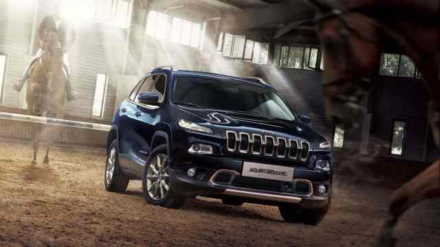 国产Jeep销量惨淡,连续31个月下跌