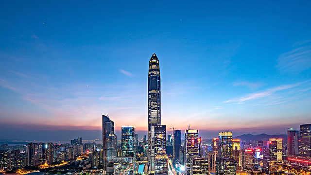 你最喜欢哪个深圳地标?