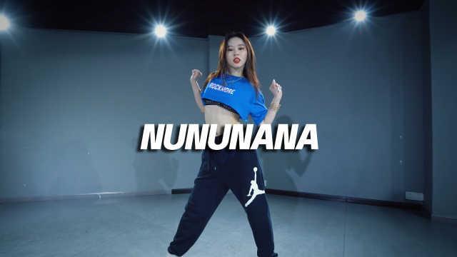 苗苗cover Jessi《NUNUNANA》,超酷超拽风格!