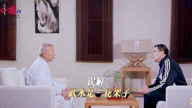 中国的武术到底是不是花架子