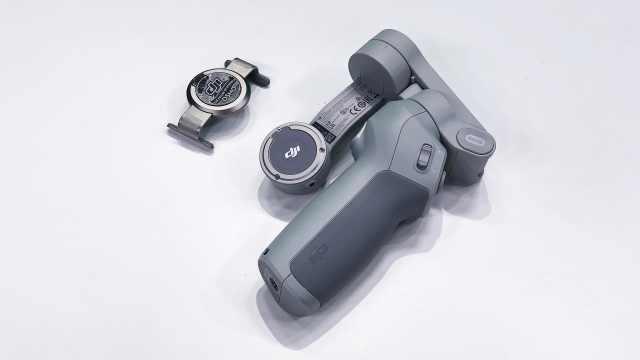 大疆Osmo Mobile 4发布:可折叠加磁吸快拆,更称手