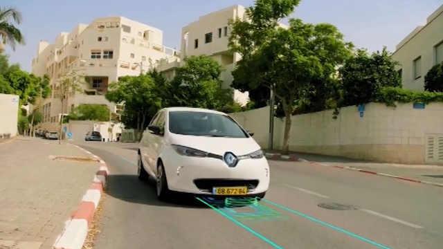 以色列充电公路,真正做到无限续航